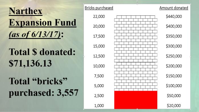 Bricks Update June 13